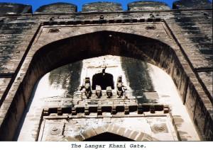 Rohtas_Fort_Langar_Khani_Gate