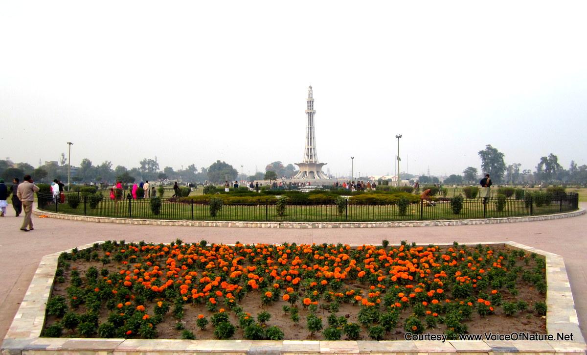 Minar-e-Pakistan – PAK Travel
