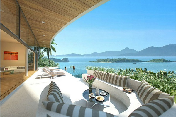 Koh Samui Property Real Estate For Sale, Luxury Villas