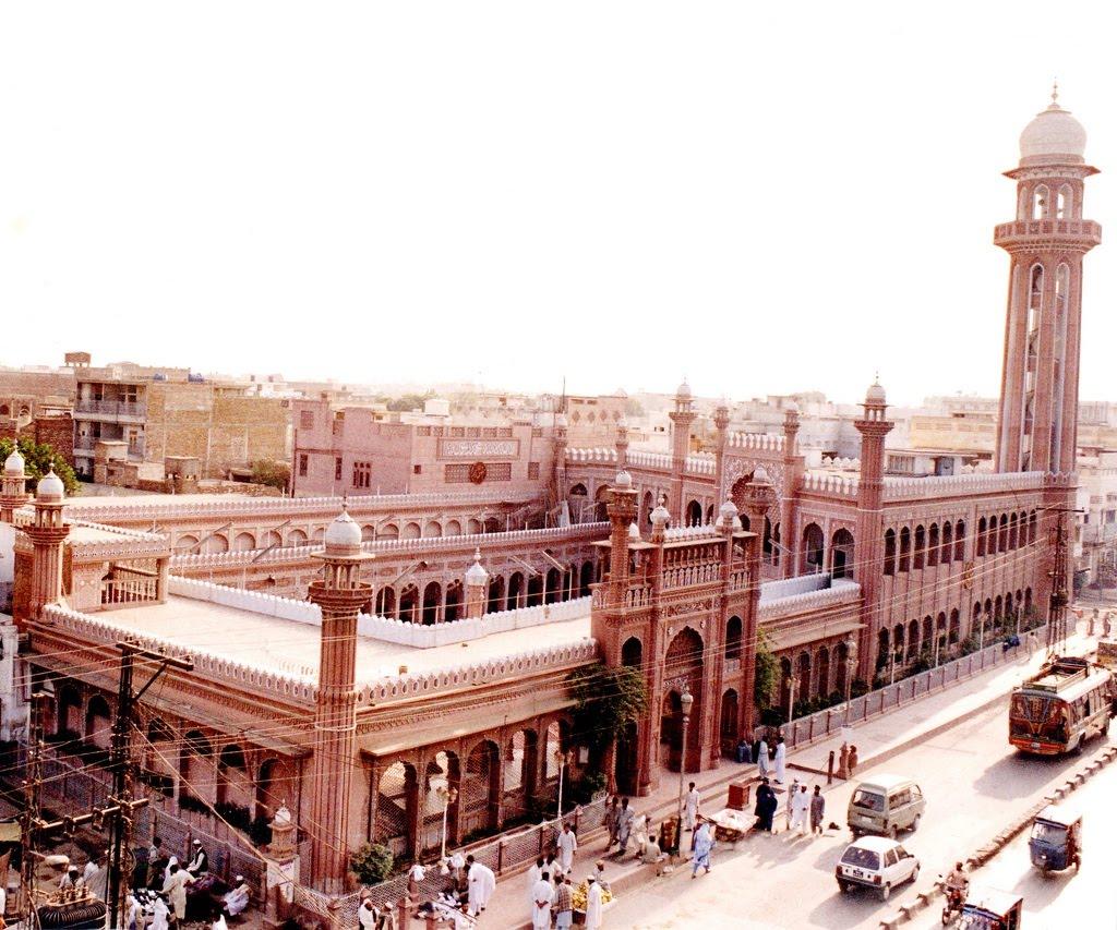 Sunehri Masjid, Peshawar