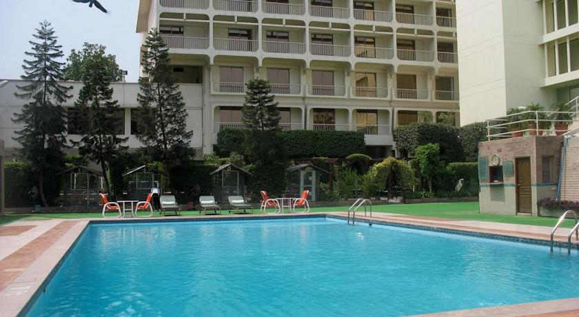Swimming pool of PC Hotel