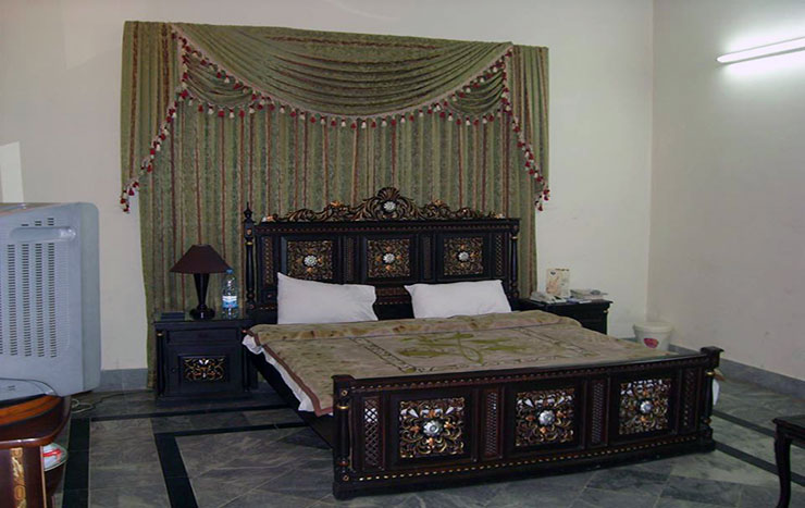 Pak palace Bed room
