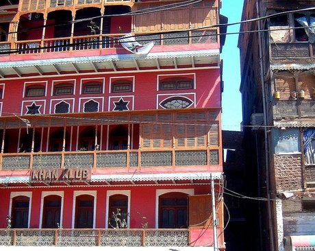 Khan Club Hotel, Peshawar