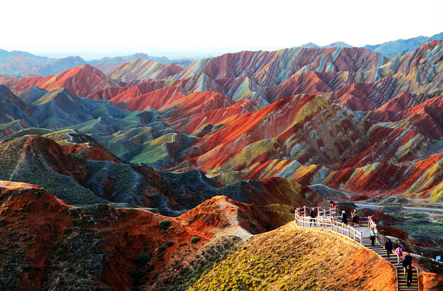 Most Beautiful and Unbelievable Places that are Hard to Believe Really Exist