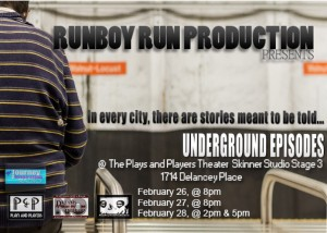 Underground Episodes: Interactive Theater Experience