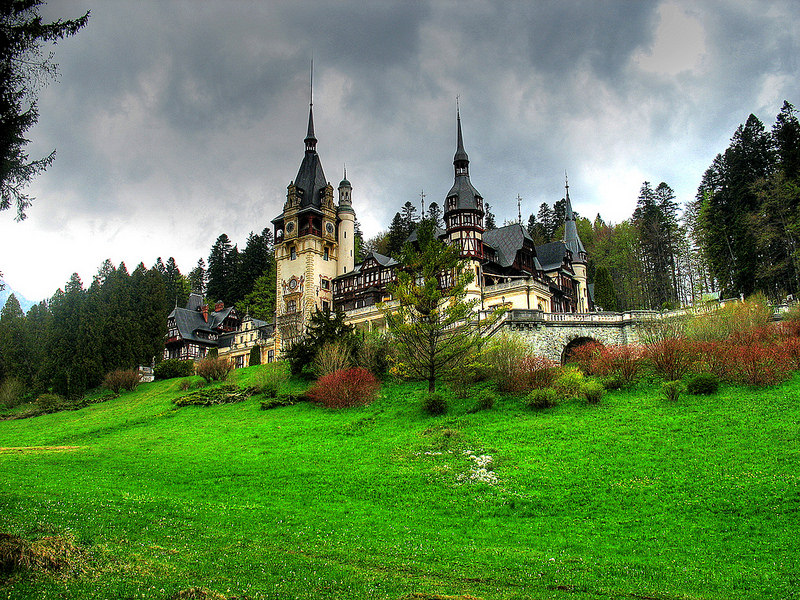Most Beautiful Places in Romania