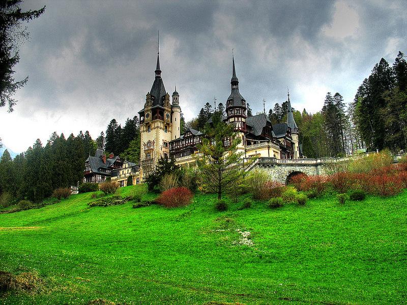 The Peles Castle